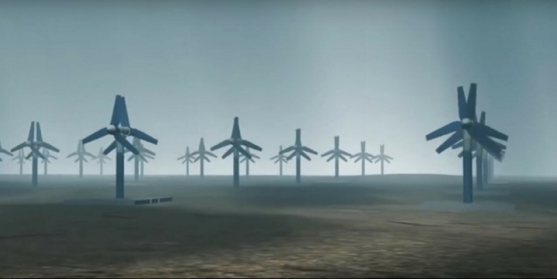 This is a completely utopian energy technology, which is not yet available in the world. Scotland builds underwater wind power park: green electricity will be built up enough for the whole country (Video)