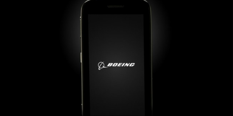 Boeing Black: spies and the military meant smartphone, which tested the secret agents (Video)