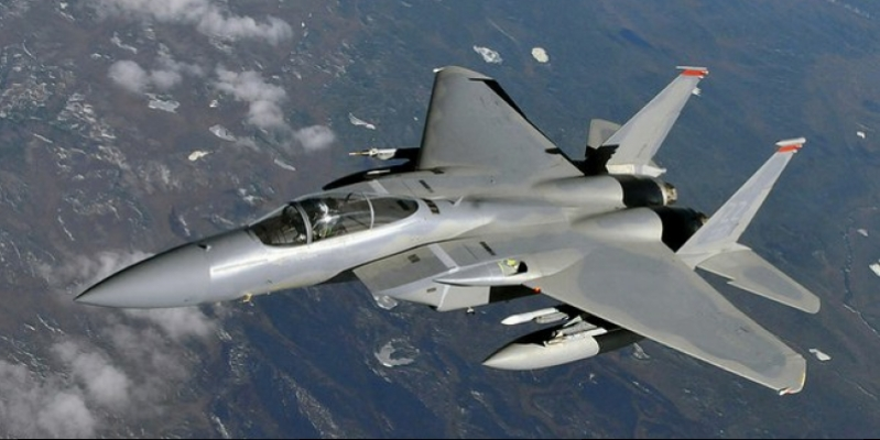 For the first time in the history of the F-15 fighter will be equipped with combat lasers (Video)