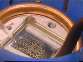 Engineers developed a water droplet PC (video)