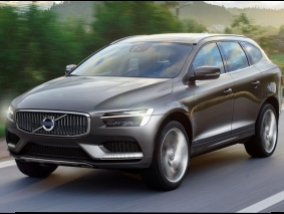 The first Volvo XC90 selling speed is 7 cars per minit