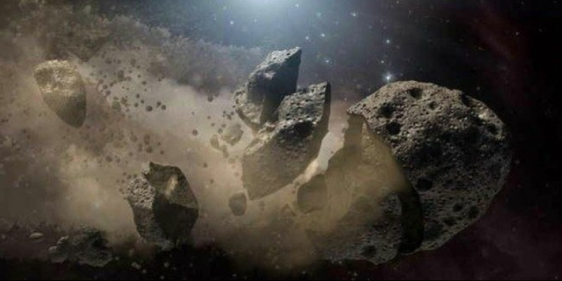 Russian scientists conducted an experiment on what would happen if we attacked Earth's dangerous asteroid with nuclear bombs