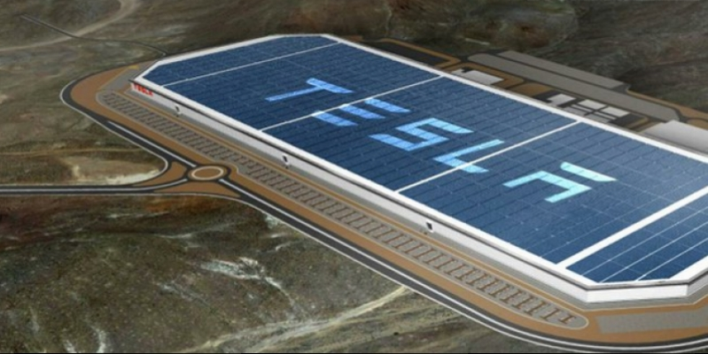 Next Tesla step - a gigantic factory in Europe