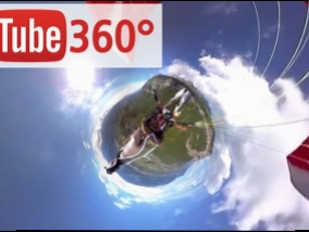 It can now be put to the test as YouTube looks 360 degrees streaming (video)