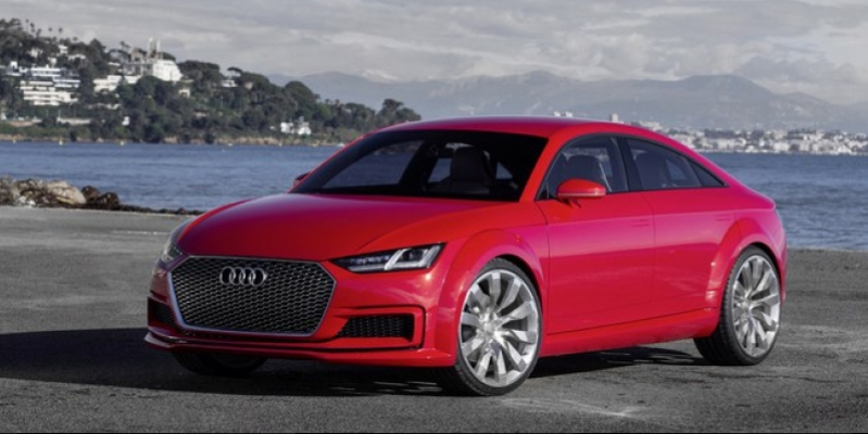Farewell to Audi TT - Do you just need a stylish car? And who needs TT four doors?