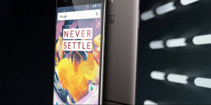 Introduction of the new flagship OnePlus 3T: the same design, but with even more power