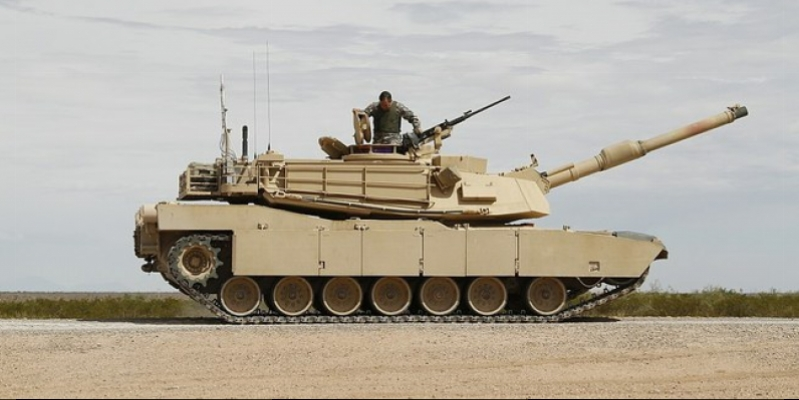 Future US tanks can be armored with metal foam - better safety, and roughly triple less (Video)
