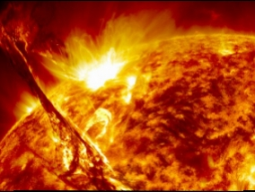 What is the difference between solar flares and bursts? (Video)