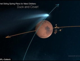 Is this Sunday, 2014. October 19., Mars could happen end of the world? (Video)